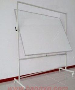 Bảng từ trắng viết bút dạ di động 2 mặt